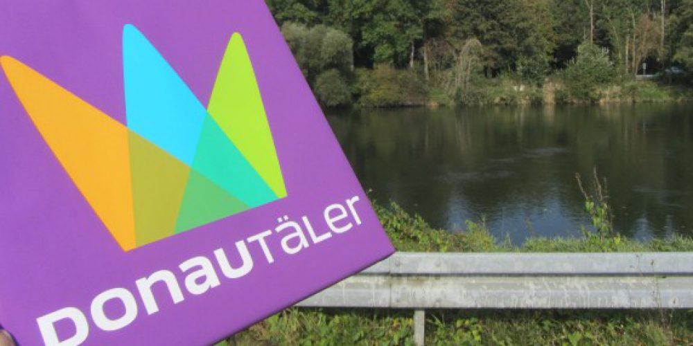DONAUTÄLER – Radeln im grünen Palais der Flüsse