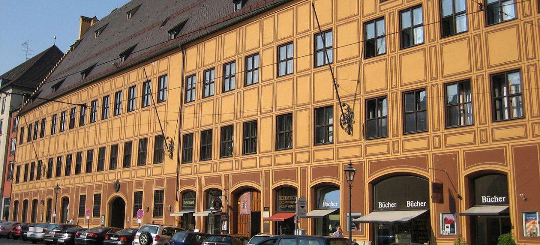 Fugger Stadtpalast
