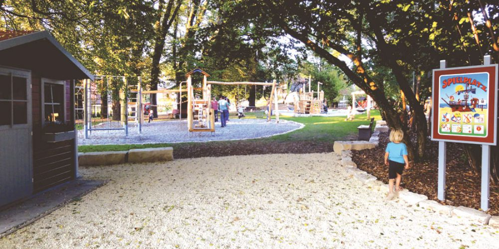 Spielplatz Bräuhaus