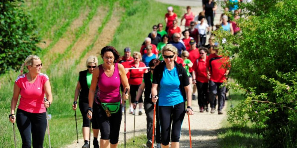 Nordic Walking-Parcours
