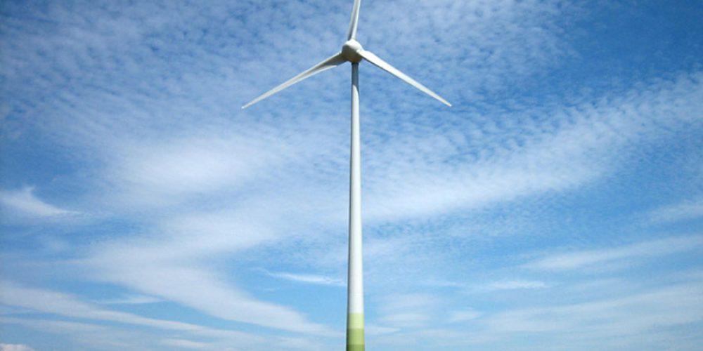 Windkraftanlage Glött